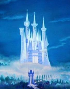 ディズニーのシンデレラ城、眠れる森の美女の城のモデルと言われているドイツ・ノイシュヴァンシュタイン城 映画版01
