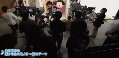第74回 NHK「チコちゃんに叱られる!年末拡大SP」チコの部屋の撮影風景