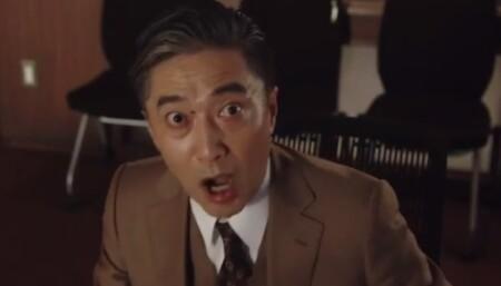 ドラマ半沢直樹の面白い・ちょっとおかしなお笑いシーン集 第1話デカすぎる諸田リアクション