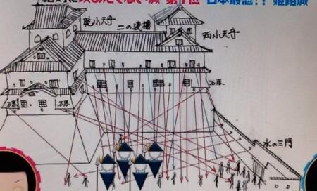 第3弾大先生アワーは絶対攻めたくない城ベスト3!第1位は姫路城?第98回 NHK「チコちゃんに叱られる!」より