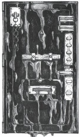 チェンソーマンとドロヘドロは似ている?画像比較まとめ ドア