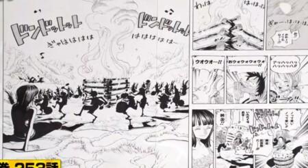 尾田栄一郎が自ら選ぶワンピースの好きなシーンベスト3とは?第3位空島のキャンプファイヤー