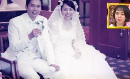 ゴゴスマMC石井亮次の一日密着で分かる夫婦生活 新郎新婦の写真