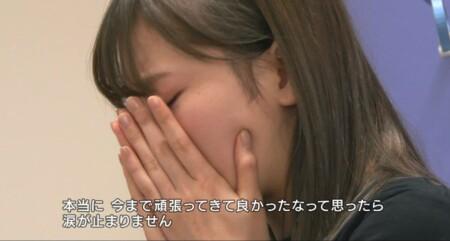 欅坂46『ラストライブ』裏側密着映像 緊張の糸が切れたように泣く守屋茜