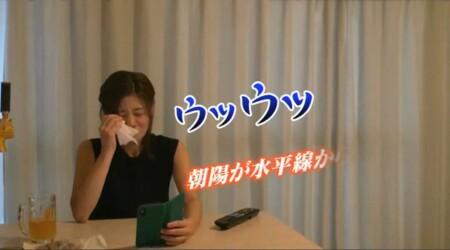 深イイ話 ミヤネ屋澤口実歩アナ 松田聖子を聴きながら号泣