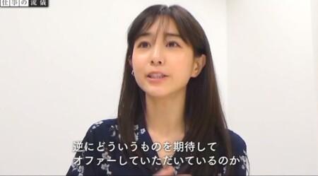 NHK プロフェッショナル 田中みな実名言集 期待してオファー