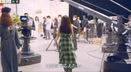 NHK プロフェッショナル 田中みな実名言集 120%で応えたい