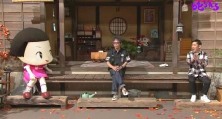 ひだまりの縁側コーナーに奥田民生登場でレアな3ショット「チコちゃんに叱られる!」
