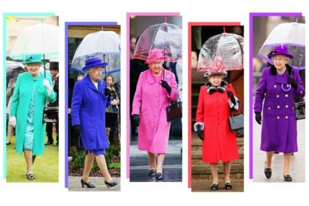 ビニール傘はいつから?エリザベス女王が愛用するビニール傘バードケージ「チコちゃんに叱られる!」