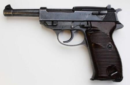 ルパン三世 カリオストロの城 ルパンの銃はワルサーP38