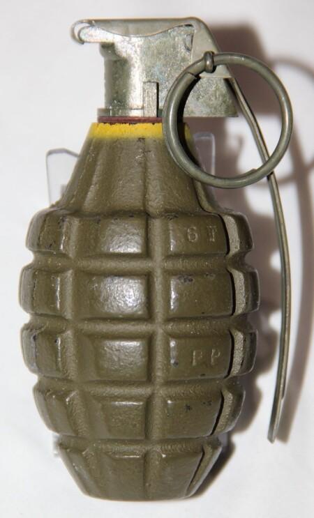 ルパン三世 カリオストロの城 峰不二子のマークII手榴弾