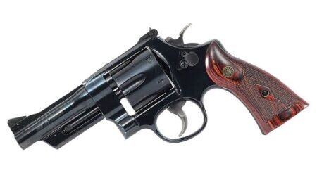ルパン三世 カリオストロの城 次元の銃はS&W M27 4インチ