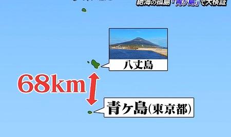初耳学 日本一美しい星空は東京近郊にある!?撮影された驚異の絶景とは?青ヶ島は八丈島から68km
