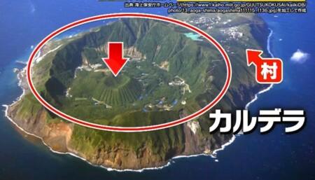 初耳学 日本一美しい星空は東京近郊にある!?青ヶ島のカルデラ内で星空観測