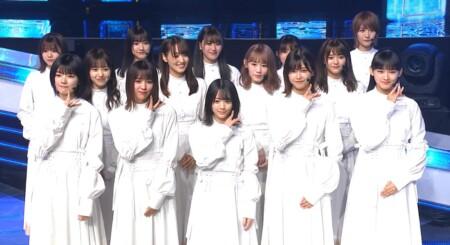 櫻坂46がベストアーティスト2020で披露した櫻ポーズ