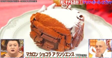 マツコの知らない世界 チョコレートケーキの世界で4ジャンル別紹介の全12品+おまけ1品は?ジャンポールエヴァン