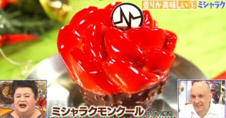 マツコの知らない世界 チョコレートケーキの世界で4ジャンル別紹介の全12品+おまけ1品は?ミシャラクモンクール