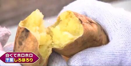 三浦翔平&西川貴教の美味しい焼き芋日本一決定戦で紹介された7品種 千葉 しろほろり