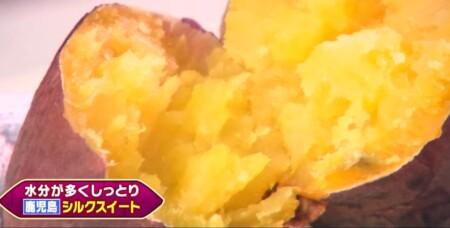 三浦翔平&西川貴教の美味しい焼き芋日本一決定戦で紹介された7品種 鹿児島 シルクスイート