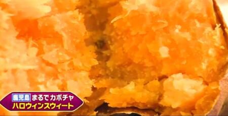 三浦翔平&西川貴教の美味しい焼き芋日本一決定戦で紹介された7品種 鹿児島 ハロウィンスウィート