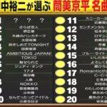今でしょ講座 筒美京平の名曲ランキングベスト20&No.1ベストソングはあの曲?
