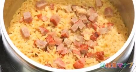 相葉マナブ 第14回釜飯グランプリのレシピ全6種類 インスタントラーメン釜飯