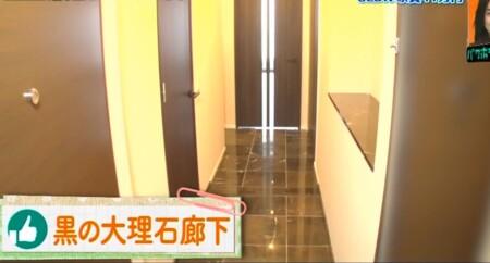 EXIT 兼近の家の引っ越し先家賃がすごい!自宅をテレビ初公開 玄関の大理石