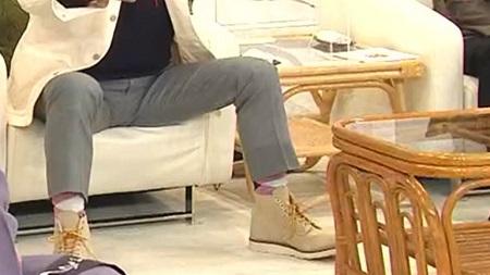 さんタク2021 明石家さんま&木村拓哉が着用していた衣装は?ブーツと靴下