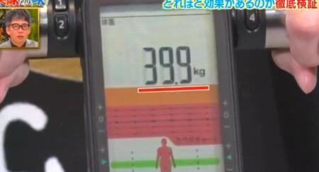 それって実際どうなの課 野菜から先に食べるベジファーストダイエットのやり方 最終結果 姉MIOの体重測定