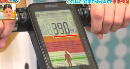 それって実際どうなの課 野菜から先に食べるベジファーストダイエットのやり方 3日目 妹YAEの体重測定