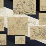 歴史秘話ヒストリア 鳥獣戯画にカエル・うさぎ・猿が描かれている意味とは?