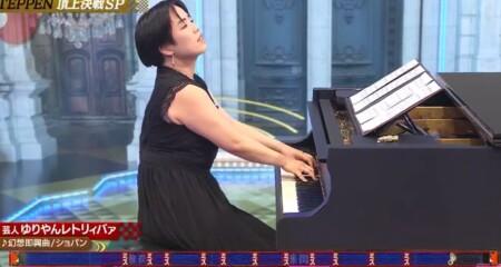 TEPPEN ピアノ2021冬の出演者と結果を総まとめ。ゆりやんレトリィバァのフリーステージ