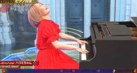 TEPPEN ピアノ2021冬の出演者と結果を総まとめ。ハラミちゃんのフリーステージ