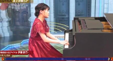 TEPPEN ピアノ2021冬の出演者と結果を総まとめ。伊藤詩乃のフリーステージ