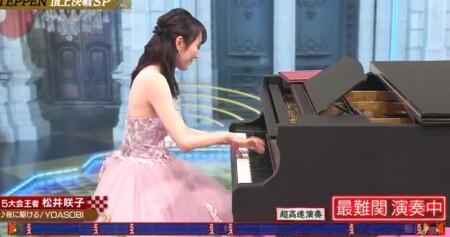 TEPPEN ピアノ2021冬の出演者と結果を総まとめ。松井咲子のフリーステージ