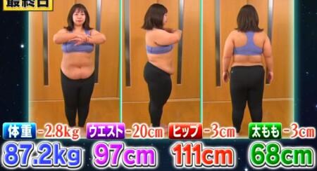 体重 餅田 コシヒカリ 餅田コシヒカリ、牛脂の食べ過ぎか? もうすぐ体重100キロ到達も、食べないと「精神が不安定に」(2021年7月17日)|BIGLOBEニュース