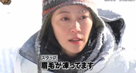 イッテQ 2021年版 木村佳乃の爪痕はリンボー、半沢直樹と情緒不安定ぶりが面白い!?眉毛凍る