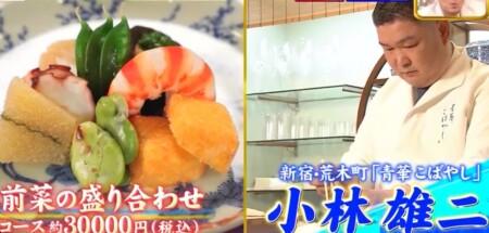 ジョブチューン 夢庵の人気メニューを合格不合格ジャッジした審査員メンバーたち 小林雄二