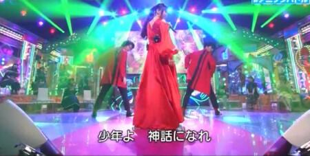アニソンバトルBEST20 出演者生ライブ 高橋洋子 残酷な天使のテーゼ