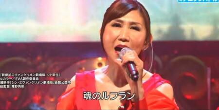 アニソンバトルBEST20 出演者生ライブ 高橋洋子 魂のルフラン