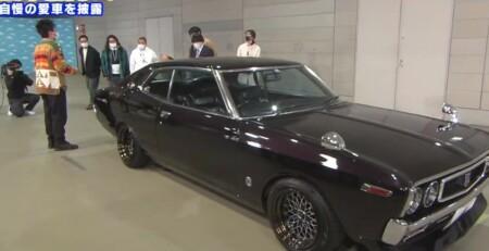アメトーク旧車芸人 バッドボーイズ佐田の愛車 日産ローレルC130