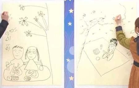 アメトーーク 絵心ない芸人2021出演メンバー・お題・画像を総まとめ。お花見を描くマエケン&しょこたん