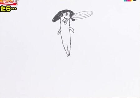 アメトーーク 絵心ない芸人2021出演メンバー・お題・画像を総まとめ。中川家礼二のフリスビーキャッチ犬