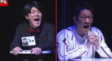 お笑い脱出ゲーム2 出演者や脱落者など結果を総まとめ。第1の部屋終了時点の脱落者2名