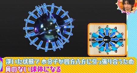 シャボン玉はなぜ丸い?水分子が四方八方に引っ張り合うから球体に チコちゃんに叱られる