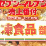 林修のニッポンドリル 2021年版セブンイレブン冷凍食品の売上ランキングベスト10&人気No.1は?