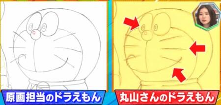 林修の今でしょ講座 プロが選ぶ日本アニメの歴史を変えたすごいアニメ14作品 ドラえもんの原画修正