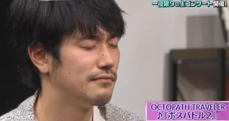 櫻井・有吉THE夜会 松山ケンイチのゲーム音楽好きが爆発。生コンサートに目を閉じて聴き入る