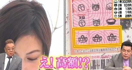 10万円でできるかな 2021春 スクラッチ宝くじ わんにゃんスクラッチ 広末涼子が高額当選