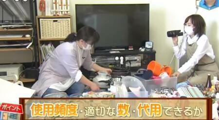 NHKあさイチ 3日間で完成!二度と散らからない・リバウンドしない片付け術のやり方は?2日目キッチンの仕分け基準